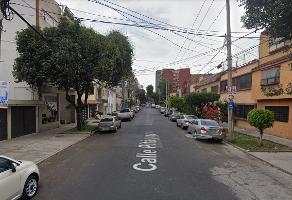Foto de terreno habitacional en venta en pitagoras , narvarte poniente, benito juárez, df / cdmx, 13659262 No. 01