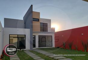 Foto de casa en venta en  , plan de ayala, cuautla, morelos, 20744453 No. 01