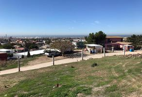 Foto de terreno habitacional en venta en plan de tacubaya , rosarito centro, playas de rosarito, baja california, 0 No. 01