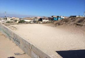 Foto de terreno habitacional en venta en  , plan libertador, playas de rosarito, baja california, 19390384 No. 01