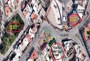 Foto de terreno habitacional en venta en plantio , la loma, san luis potosí, san luis potosí, 0 No. 01