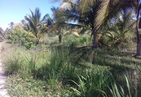 Foto de terreno habitacional en venta en  , playa azul, lázaro cárdenas, michoacán de ocampo, 16962618 No. 01