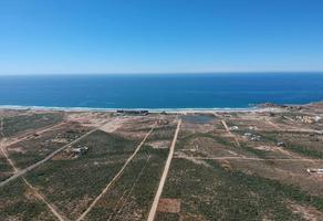 Foto de terreno habitacional en venta en playa cerritos , zona comercial, la paz, baja california sur, 18932186 No. 01