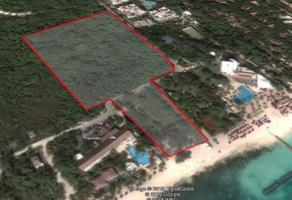 Foto de terreno habitacional en venta en  , playa del carmen centro, solidaridad, quintana roo, 15146422 No. 01