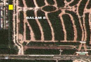 Foto de terreno comercial en venta en  , playa del carmen centro, solidaridad, quintana roo, 0 No. 01
