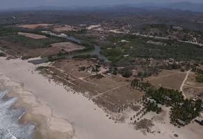 Foto de terreno habitacional en venta en playa escobilla , santa elena el tule, santa maría tonameca, oaxaca, 20065248 No. 01
