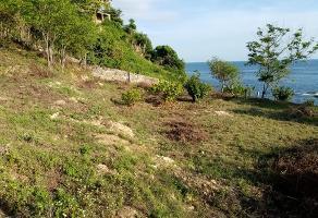 Foto de terreno habitacional en venta en  , playa estacahuite, san pedro pochutla, oaxaca, 17341872 No. 01