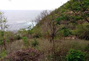 Foto de terreno habitacional en venta en  , playa estacahuite, san pedro pochutla, oaxaca, 0 No. 01