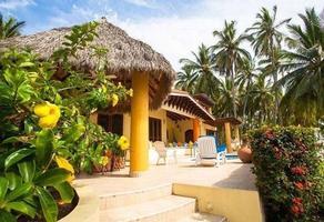 Foto de terreno habitacional en venta en playa las tortugas , compostela centro, compostela, nayarit, 15165252 No. 01