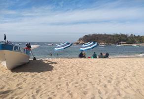 Foto de terreno comercial en venta en playa manzanillo , puerto escondido centro, san pedro mixtepec dto. 22, oaxaca, 0 No. 01