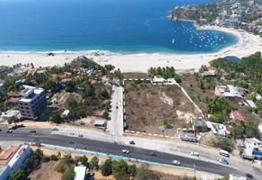 Foto de terreno habitacional en venta en playa marinerito , puerto escondido (puerto escondido), san pedro mixtepec dto. 22, oaxaca, 0 No. 01