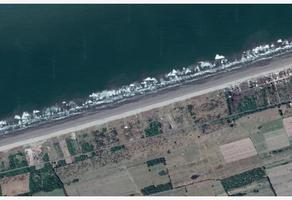 Foto de terreno habitacional en venta en  , playa novillero, tecuala, nayarit, 15965710 No. 01