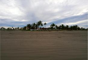 Foto de terreno habitacional en venta en  , playa novillero, tecuala, nayarit, 16584083 No. 01