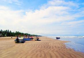 Foto de terreno habitacional en venta en  , playa novillero, tecuala, nayarit, 18390168 No. 01