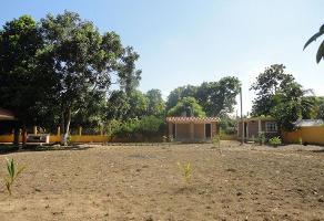 Foto de terreno habitacional en venta en  , playa oriente, la antigua, veracruz de ignacio de la llave, 11577376 No. 01