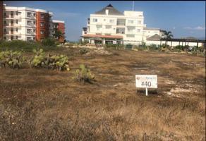 Foto de terreno habitacional en venta en playa palmarito , puerto escondido (puerto escondido), san pedro mixtepec dto. 22, oaxaca, 0 No. 01
