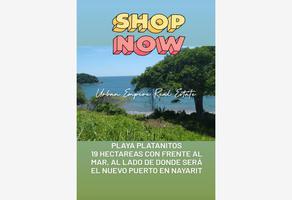 Foto de terreno habitacional en venta en playa platanitos 001, platanitos, tepic, nayarit, 0 No. 01