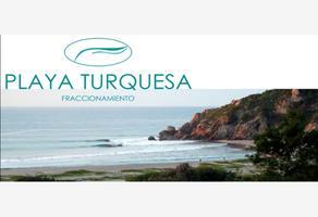 Foto de terreno habitacional en venta en playa turquesa 0, playa azul, san pedro huamelula, oaxaca, 7564431 No. 01