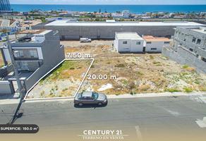Foto de terreno habitacional en venta en playa ventura s/n , cuenca lechera, playas de rosarito, baja california, 20183123 No. 01