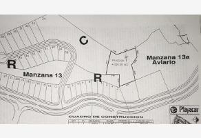 Foto de terreno habitacional en venta en playacar 0000001, playa car fase i, solidaridad, quintana roo, 0 No. 01
