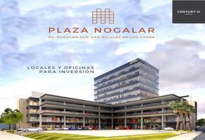 Foto de edificio en venta en plaza nogalar 420 locales , residencial nogalar, san nicolás de los garza, nuevo león, 0 No. 01