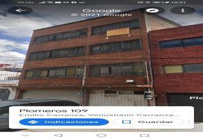 Foto de edificio en venta en plomeros , emilio carranza, venustiano carranza, df / cdmx, 18977281 No. 01