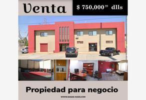 Foto de edificio en venta en plutarco elias calles 2175, partido iglesias, juárez, chihuahua, 0 No. 01