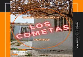 Foto de casa en venta en plutón , los cometas, juárez, nuevo león, 20182634 No. 01