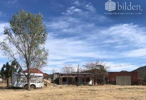 Foto de rancho en venta en poblado casablanca nd, herrera leyva, durango, durango, 0 No. 01