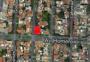 Foto de terreno habitacional en venta en  , polanco i sección, miguel hidalgo, df / cdmx, 10971551 No. 01