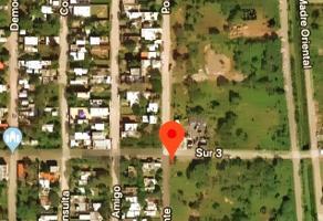 Foto de terreno habitacional en venta en poniente 2 , jesús vega sanchez, matamoros, tamaulipas, 14387761 No. 01