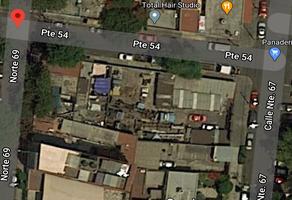 Foto de terreno habitacional en renta en poniente , obrero popular, azcapotzalco, df / cdmx, 18978256 No. 01