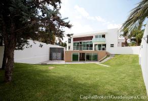 Foto de casa en venta en  , pontevedra, zapopan, jalisco, 5510986 No. 01