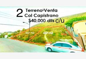 Foto de terreno habitacional en venta en popocatepelt 000, cerro colorado, tijuana, baja california, 0 No. 01