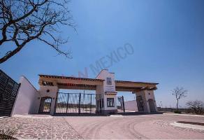 Foto de terreno habitacional en venta en popocatepetl 11, ciudad maderas, el marqués, querétaro, 0 No. 01