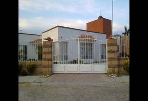Foto de casa en venta en popocatepetl 27, lomas del suspiro, león, guanajuato, 0 No. 01