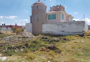 Foto de terreno habitacional en venta en por zamarrero , san luis mextepec, zinacantepec, méxico, 15214374 No. 01