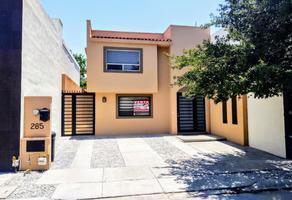 Foto de casa en venta en portal almeria 285, portales, saltillo, coahuila de zaragoza, 0 No. 01