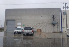 Foto de bodega en renta en  , portal del fraile 1er sector, general escobedo, nuevo león, 6768753 No. 01