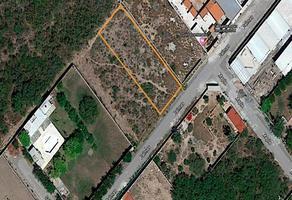 Foto de terreno habitacional en venta en  , portal del norte, general zuazua, nuevo león, 0 No. 01