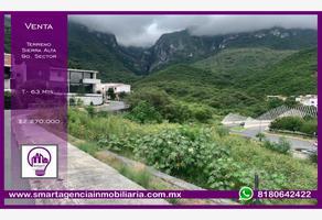 Foto de terreno habitacional en venta en portal del valle lote 8, rincón de sierra alta, monterrey, nuevo león, 19014050 No. 01