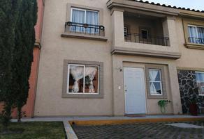 Foto de casa en renta en  , portal ojo de agua, tecámac, méxico, 11759089 No. 01
