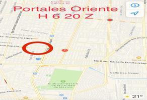 Foto de terreno habitacional en venta en portales oriente , portales oriente, benito juárez, df / cdmx, 0 No. 01