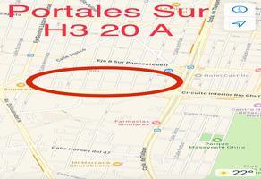 Foto de terreno habitacional en venta en portales sur , portales sur, benito juárez, df / cdmx, 0 No. 01