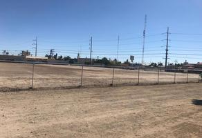 Foto de terreno habitacional en venta en porvenir 580, héctor corella, mexicali, baja california, 6902067 No. 01