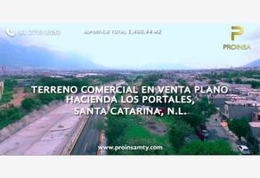 Foto de terreno comercial en venta en potrero redondo 1, hacienda los portales, santa catarina, nuevo león, 0 No. 01
