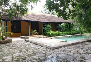 Foto de rancho en venta en  , poxila, umán, yucatán, 16104399 No. 01