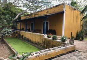 Foto de rancho en venta en  , poxila, umán, yucatán, 16651619 No. 01