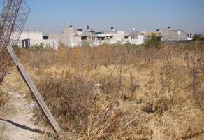 Foto de terreno comercial en venta en  , pozo de la pila, ecatepec de morelos, méxico, 0 No. 01