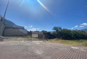 Foto de terreno habitacional en venta en  , prados de la sierra, san pedro garza garcía, nuevo león, 20674800 No. 01